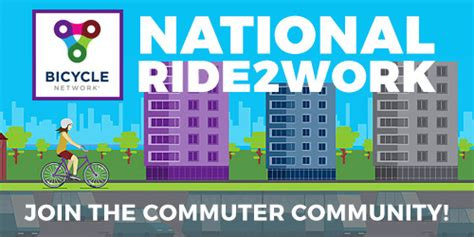 National Ride2Work Day