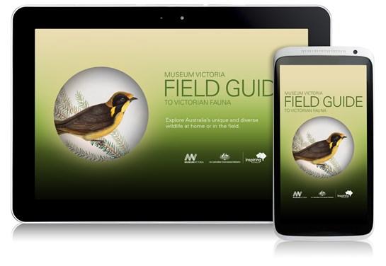 Field Guide App image